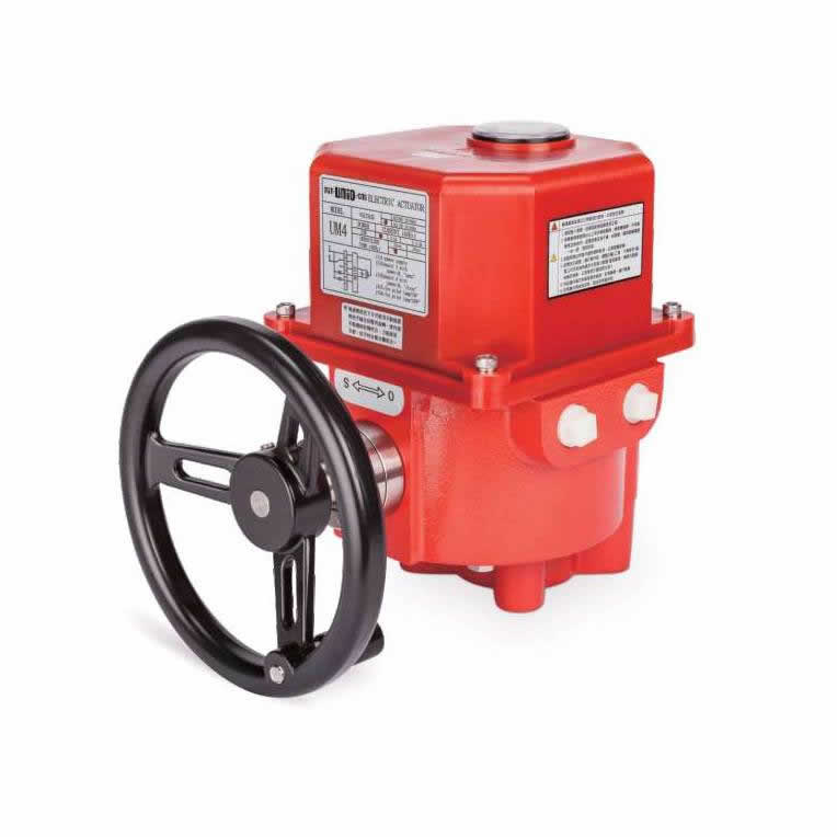UNI-D Electric Actuator UM4